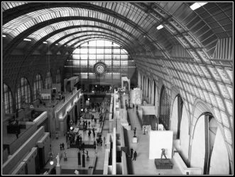 Musee d'Orsay by wikednesschime
