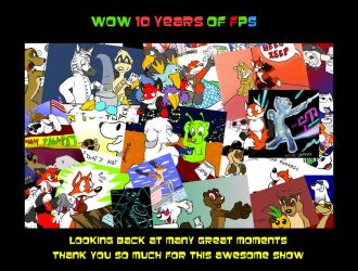 FPS - 10th Anniversary by Yamavu