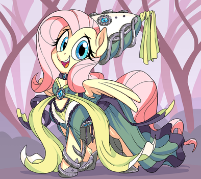 Forest Princess by DocWario