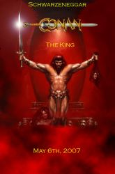 Conan movie poster by Jerohan