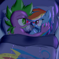 So you made it into bed with me, big deal~! by Frist44