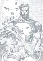 PUNISHER by vanchoran