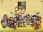 chibis in Dynasty Warrior 6 by DYKC