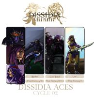Dissidia Aces Cycle 02 Prelim Application by killer-rabbit-05