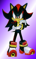 sonic adventure 2 shadow by SWIFT-SONIC