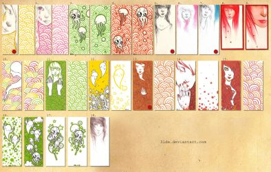 Bookmarks by 3lda