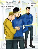 Spirk commission by Slashpalooza