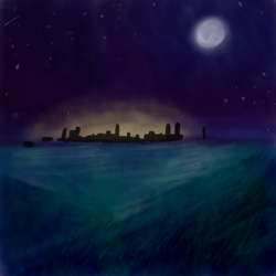 Night City by Daydreamer194