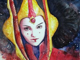 Queen Amidala by ArielTW