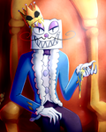 CH: Long Live the King by DrGaster