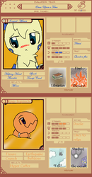 Team Once Upon a Time Temp. App by Echo-the-Latias