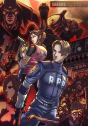 Resident Evil 2 tribute by sarrus
