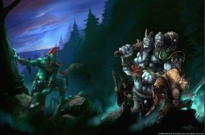 A Gathering of Tribes by SamwiseDidier
