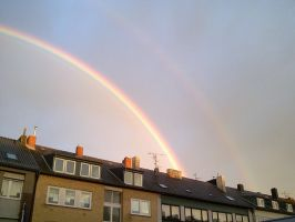 Double Rainbow I by s8472