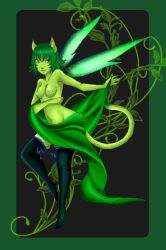 The Green.. mithra? by midaela