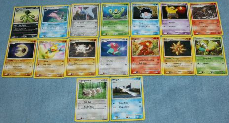 Pokemon Cards- 4Sale $.75Each - P14- NeedNewHomes by Lovely-DreamCatcher