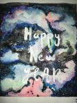 Happy New Year~ | Thirty One Days of January by DixieLuve