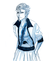 Grimmjow by LeNNeaH