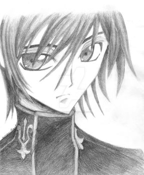 Lelouch by angluvdeath