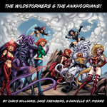 The WildStormers + The Ankhgorians Team-Up Mash-up by Estonius