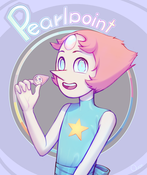 Pearl and Pearlpoint by GudDoShy