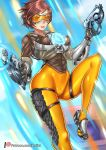 TRACER - Overwatch (2018) by Redjet00