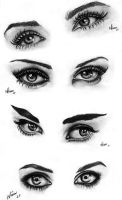 Eyes - collection by Wilwarinn