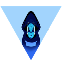 Steven Universe - Blue Diamond by Leopereador