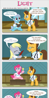 Comic - Light by jhayarr23
