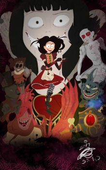 Alice the madness returns by Karis1311