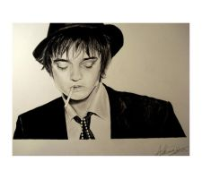 Pete Doherty by OurLady-OfSorrows