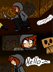 Friends Page 13 by Lace15