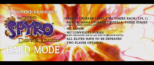 Spyro: Dawn of the Dragon HARD MODE by DragonOfIceAndFire