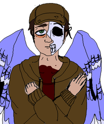 Goretober Day 16:Bleeding out by darkangelpuppet01