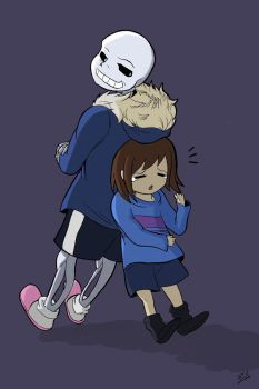 Sans Squishes Your Determination by BA-Robin