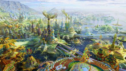 Future Cape Town by Zirngibl