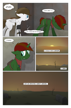 Fallout Equestria: Grounded page 100 by BruinsBrony216