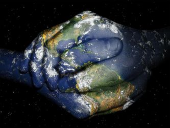 together we are strong by environment