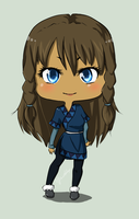 Chibi Nana for Airgirl39 by puddlehop