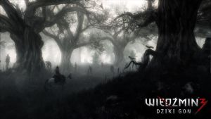 Witcher 3 Forest 3 by GodLikes