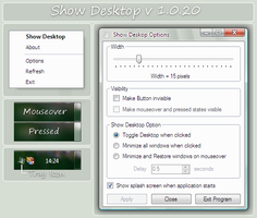 Show Desktop 1.020 by CeIIular