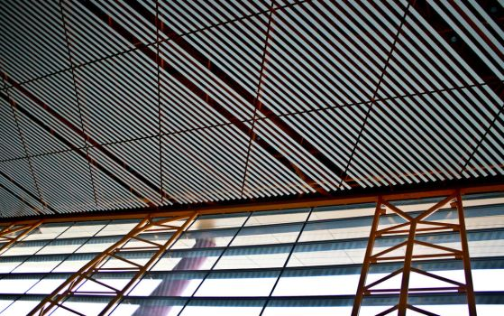 Beijing Airport by MeXuT