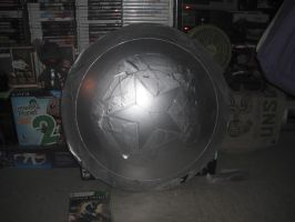 Captain America shield WIP by Age-Velez