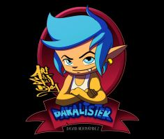 personal blog by dakalister