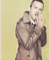 Aaron Paul by Linds37