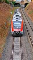 Heading to Rosenhoehe by train-images