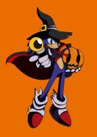 HAPPY HALLOWEEN 2012 .:Sonic:. by ss2sonic