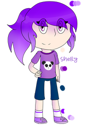 Shelly by OctoWeeb