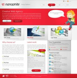 Nanophite by interfacesale