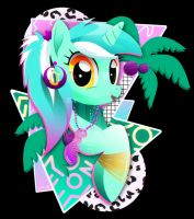 Eighties Lyra by II-Art